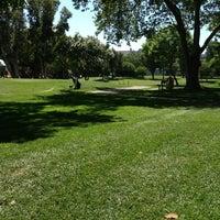 Photo taken at Sunken Garden Golf Course by Teddy J. on 7/5/2013