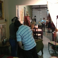Photo taken at Invio Fine Furniture Consignment by Anniegirl on 7/2/2013