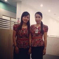 Photo taken at Permata Bank by Yuniarti W. on 12/20/2013