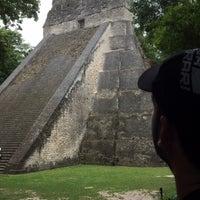 Photo taken at Parque Nacional Tikal by Janeth V. on 7/15/2017