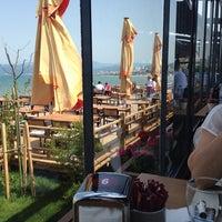 6/19/2014 tarihinde Ayça U.ziyaretçi tarafından Fatsalı Hünkar Restoran'de çekilen fotoğraf