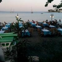 Photo taken at Tuna Restaurant by Ceren Ş. on 7/21/2014