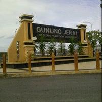 Photo taken at Gunung Jerai by Naim B. on 6/17/2013