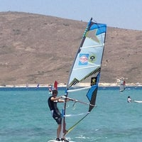 Photo taken at Alaçatı Surf Paradise Club by Önder A. on 9/18/2013