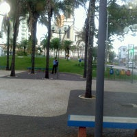 Photo taken at Praça Rui Barbosa by Andre C. on 7/7/2013