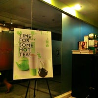 Photo taken at Moonleaf Tea Shop by 'Jaime B. on 10/21/2013