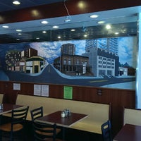Photo taken at Antonio's Pizza by the Slice by Manish T. on 7/10/2013