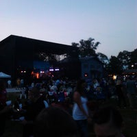 Photo taken at Tag's Summer Concert Stage by Alex B. on 8/3/2013