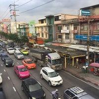 Photo taken at ป้ายรถเมล์ รามอินทรา กม.7 by Chidphant P. on 8/19/2017