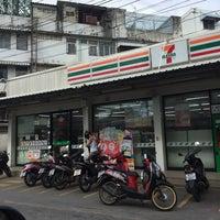 Photo taken at 7-Eleven (เซเว่น อีเลฟเว่น) by Chidphant P. on 9/28/2017