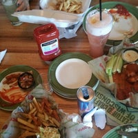 Photo taken at Applebee's by Christity F. on 5/10/2014