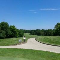 Photo taken at Dretzka Golf Courses by Brandon T. on 7/13/2013