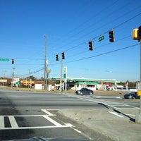 Photo taken at US 278 & GA 92 by Larry R. on 11/10/2012