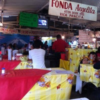 Photo taken at Fonda Angelita by Jorge T. on 7/28/2013