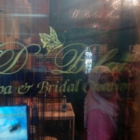 Photo taken at D'Belai Spa and Bridal by miezan s. on 12/2/2013