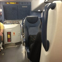 Photo taken at NJT - Secaucus to NYP by Susan O. on 7/30/2013
