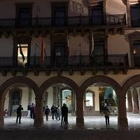 Photo taken at Ayuntamiento de Comillas by Dayanna C. on 12/20/2015