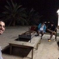 Photo taken at دوانية الجسار-الوفرة by Bdair A. on 4/3/2014