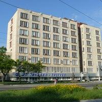 "Photo taken at ГП ""Ивченко-Прогресс"" by Максим Р. on 7/23/2013"
