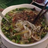 Photo taken at Vietnamská Restaurace-Bistro by Rich B. on 6/14/2014
