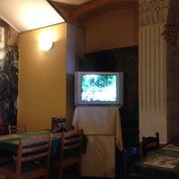 Photo taken at Vietnamská Restaurace-Bistro by Rich B. on 3/1/2014