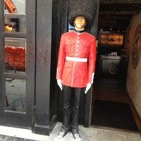 Photo taken at The Churchill by Simon B. on 10/9/2012