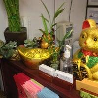 Photo taken at Asia Tui-Na Wholeness by Simon B. on 10/26/2012