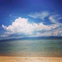 Photo taken at Power Beach Resort by Nuttaya T. on 4/26/2013