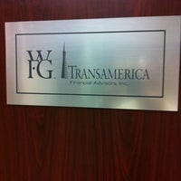 Photo taken at World Financial Group by Rich M. on 3/8/2013