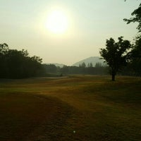 Photo taken at Springfield Village Golf And Spa Cha-Am by Art I. on 4/17/2016