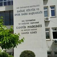 4/20/2016 tarihinde Volkan S.ziyaretçi tarafından E.Ü. Sağlık Bilimleri Enstitüsü'de çekilen fotoğraf