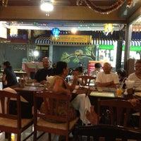Photo taken at Tandoori Nights by Isha M. on 6/20/2013