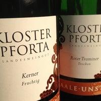 รูปภาพถ่ายที่ Landesweingut Kloster Pforta โดย Thomas K. เมื่อ 8/12/2013