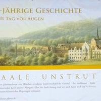 รูปภาพถ่ายที่ Landesweingut Kloster Pforta โดย Thomas K. เมื่อ 8/13/2013