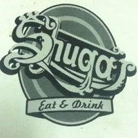 Photo taken at Shugar Eat & Drink by Bismarck O. on 10/9/2013