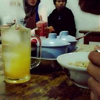 Photo taken at Bakso Mburi Pos by Emyelia on 8/2/2013