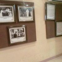Photo taken at Gedung memorabilia taman pintar by Ziyad F. on 7/5/2013