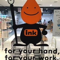 Photo taken at ink 港北東急SC店 by ひび き. on 4/5/2015