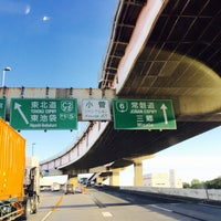 Photo taken at 小菅JCT by ひび き. on 9/29/2015