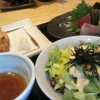 Photo taken at 魚串 然 by ひび き. on 7/1/2014