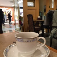 Photo taken at tearoom APOLLO by ひび き. on 3/2/2015
