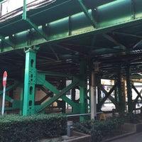 Photo taken at 東海道線 幸橋ガード by ひび き. on 8/5/2015