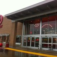 Photo taken at Target by Eric B. on 11/16/2012