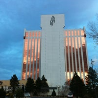 Photo taken at Grand Sierra Resort & Casino by Eric B. on 12/2/2012