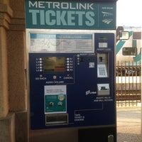Photo taken at Metrolink San Bernardino Station by Eric B. on 6/8/2013