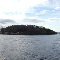 Photo taken at Bonito Island by Eric B. on 5/23/2014
