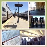Photo taken at Metrolink San Bernardino Station by Eric B. on 4/19/2013