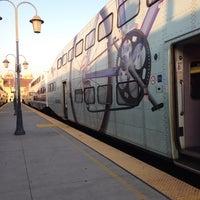 Photo taken at Metrolink San Bernardino Station by Eric B. on 7/6/2013
