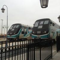 Photo taken at Metrolink San Bernardino Station by Eric B. on 6/23/2013