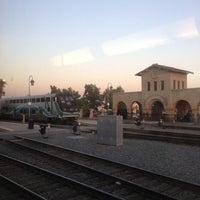 Photo taken at Metrolink San Bernardino Station by Eric B. on 4/21/2013